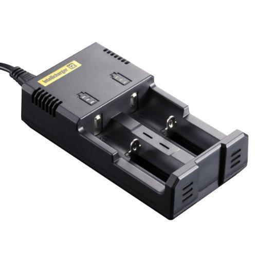 Nitecore i2 Intellicharge Charger for 18650 AAA AA Li-Ion/NiMH Battery