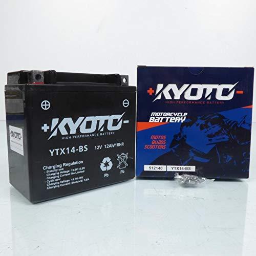 Batería Kyoto para Quad Kawasaki 650 KVF Prairie 2002 a 2009