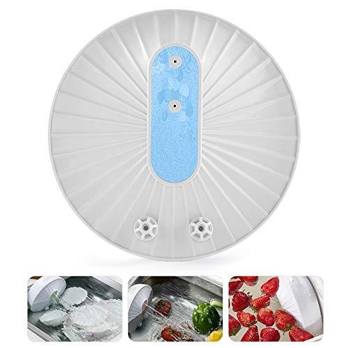 JSANSUI GYB001 Mini-ultrasone vaatwasser, met USB-aansluiting, draagbaar, voor het opladen van groenten en reiniger, verpakking voor thuis