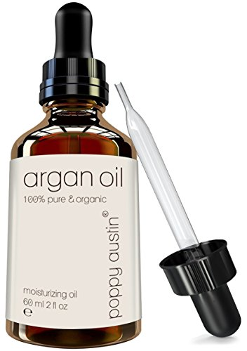 Argan Oil for Hair and Skin by Poppy Austin