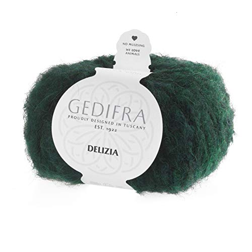 Gedifra Delizia 9810023-01609 - Hilo para tejer (lana de alpaca)