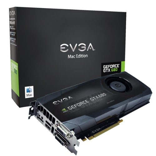 eVGA 02G-P4-3682-KR VDO 2048MB GTX680 for Mac