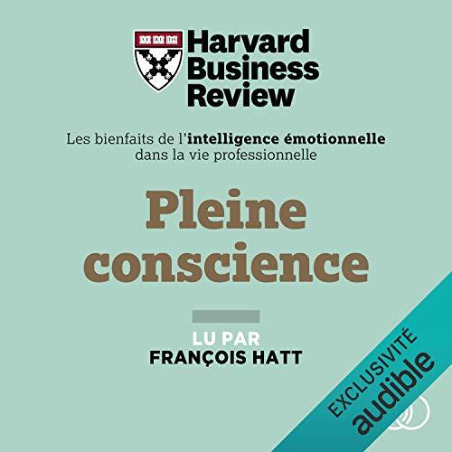 Pleine conscience cover art