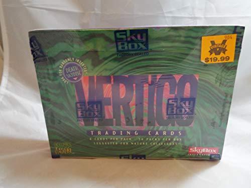 Skybox DC Vertigo Over-Sized Trading Cards Box