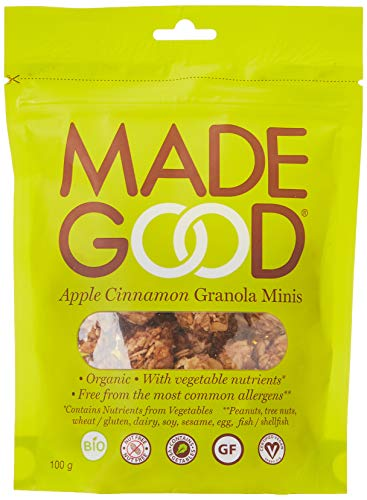 Made Good Granola Minis Apple Cinnamon 100 g (order 6 for trade outer)