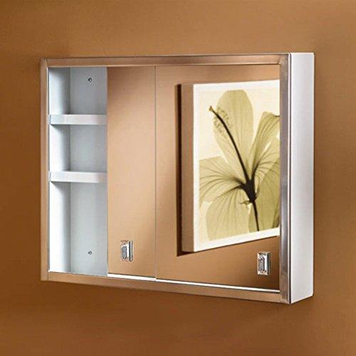 Broan-NuTone B704850 Contempora Sliding Door Surface Mount Medicine Cabinet