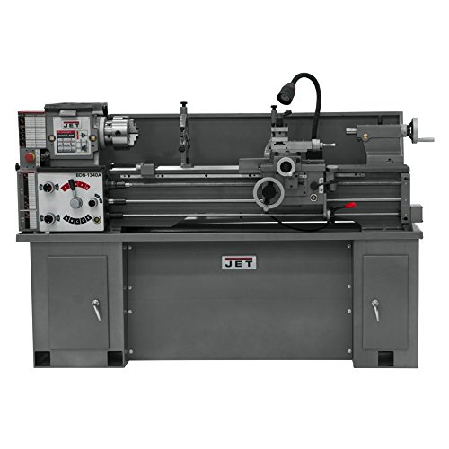 Why Should You Buy Jet 321120 BDB-1340A-TAK 13-Inch Swing by 40-Inch 230-Volt 1 Phase Belt Drive Met...