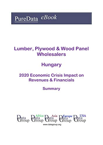 Lumber, Plywood & Wood Panel Wholesalers Hungary Summary: 2020 Economic Crisis Impact on Revenues & Financials (English Edition)