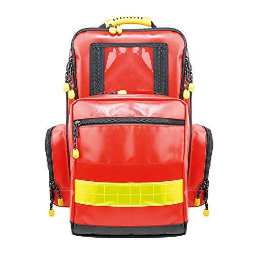 DOCbag Notfallrucksack Plane rot Erste-Hilfe-Rucksack
