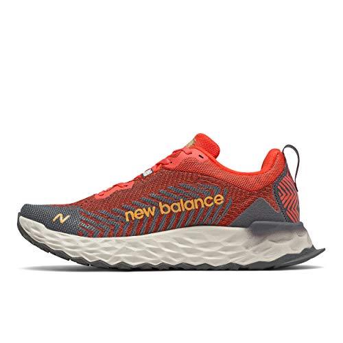 New Balance MTHIERO6_44, Zapatos para Correr Hombre, Red, EU