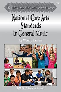 national core standards for music