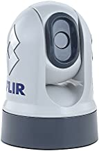 FLIR Systems M232 Pan and Tilt Thermal Camera, 9Hz, IP Video Output, White, E70354