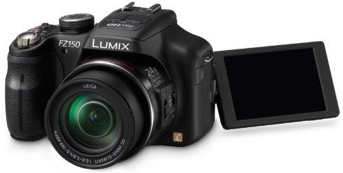 Panasonic Lumix DMC-FZ150EG-K ( 12.8 Megapixel,24 -x opt. Zoom (3 Zoll Display) )