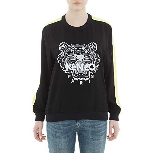 Kenzo Damen Sweatshirt Tiger Nero S
