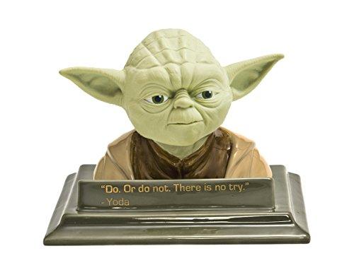 NSC CIN - Star Wars - Hucha - Busto Yoda - 8058150653517