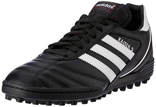 adidas Herren Kaiser 5 Team Fußballschuhe, Schwarz (Black/Running White FTW), 38 2/3 EU