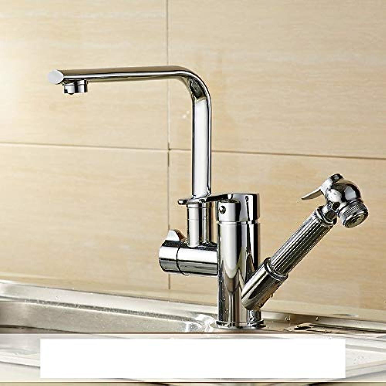 Fuxitoggo Warme und kalte Becken Waschbecken Küche Waschbecken Wasserhahn Kreative Wasserhahn