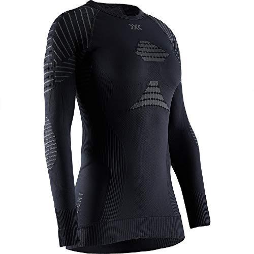 X-Bionic Invent 4.0 T-Shirt Black/Charcoal M