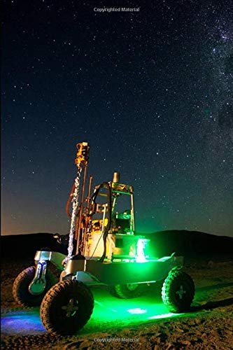 Rover Under The Milky Way