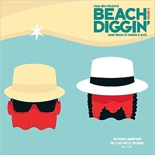 Beach Diggin' Vol.4 - Handpicked by Guts & Mambo [VINYL]