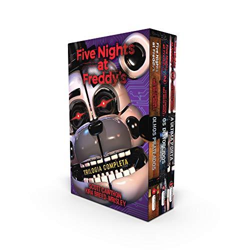 Box Five Nights at Freddy's