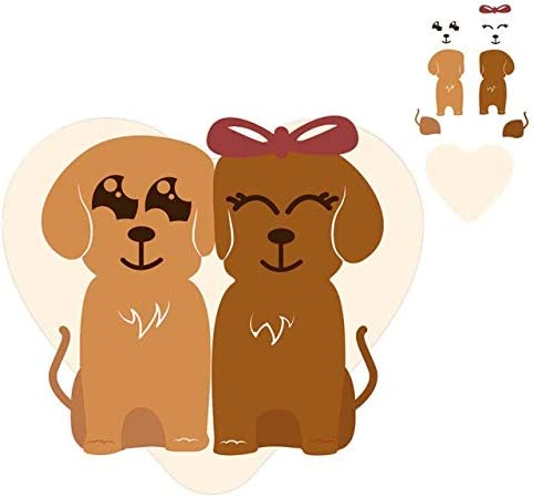 Revoshop Heart Series Metal Cutting Dies M Scrapbooking Limited Special Trust Price for Love