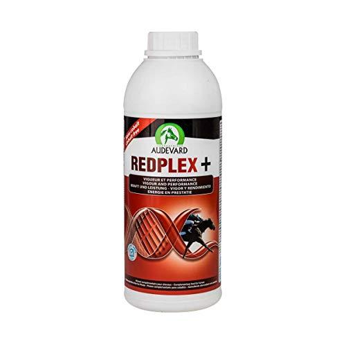 LABORATOIRES AUDEVARD Redplex Plus - Suplemento alimenticio para Caballos, 1L