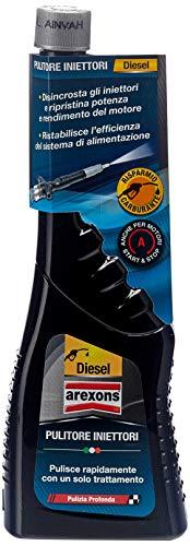 Arexons 71530 9654 PUL.INIETTORI Diesel ML.250, Paglierino, 250 ml