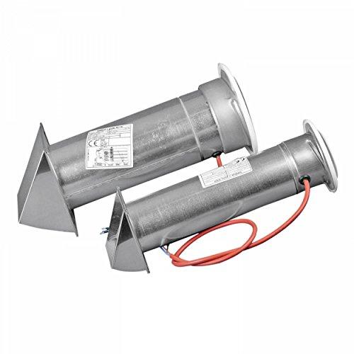 Subtiel 768 beheizbarer Frischluftanschluss Warm-Up Ø 125/150 mm