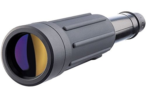 Yukon Scout Monocular Spotting Scope, Black, 30x50, MS3050
