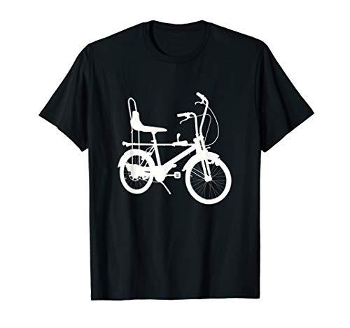 Bonanzarad High-Riser Bike 70s Bonanza Fahrrad Hipster T-Shirt