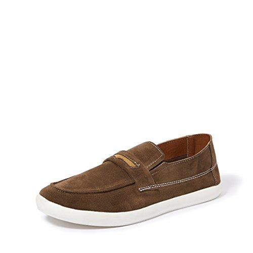 Amazon Brand – Symbol Men's Suede Loafers
