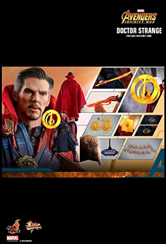 Hot Toys MMS484 - Marvel Comics - Avengers 3 : Infinity War - Doctor Strange