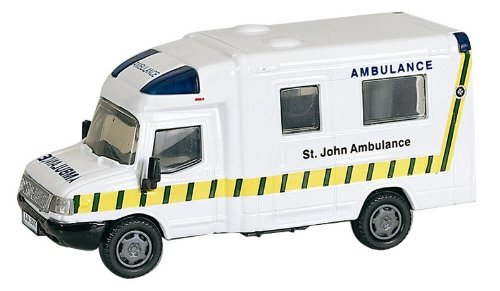 Richmond Toys 1: 50 LIMITED EDITION ST JOHN Ambulance spuitgietmodel