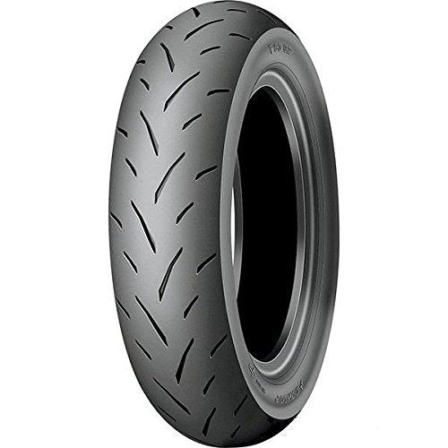 DUNLOP - Neumático SCOOT TT93 GP M 120/80-12 M/C 55J TL