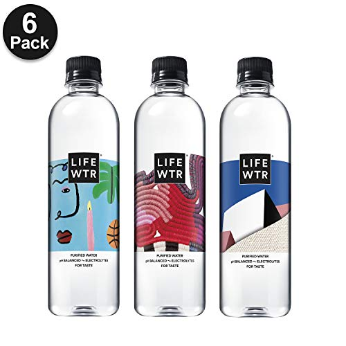 Product Image of the LIFEWTR pH-Balanced Purified Water
