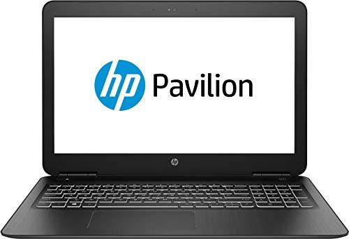 "HP Pavilion 15-bc519ns - Ordenador portátil de 15.6"" FullHD (Intel Core i5-9300H, 8GB de RAM, 512GB SSD, NVIDIA GeForce GTX 1050-3GB, sin sistema operativo) Negro sombra - teclado QWERTY Español"