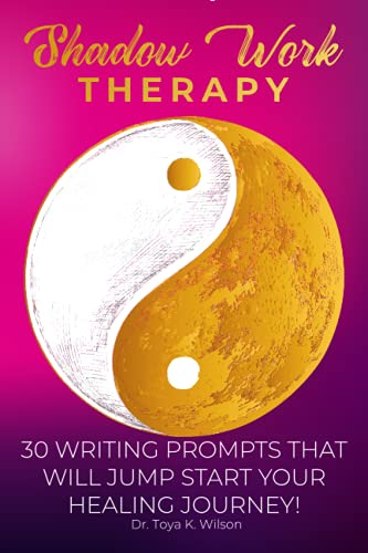 Shadow Work Therapy: 30 Writing Prompts That Will Jump Start Your Healing Journey!