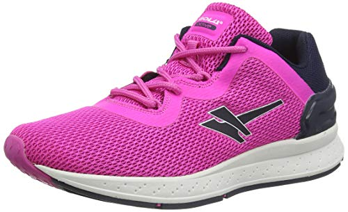 Gola Damen Major 2 Laufschuhe, Pink (Pink/Navy Ke), 36 EU