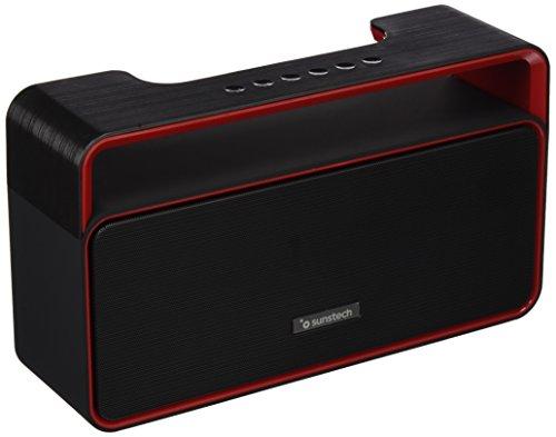 Sunstech SPUBT900 - Altavoz Bluetooth, Color Negro