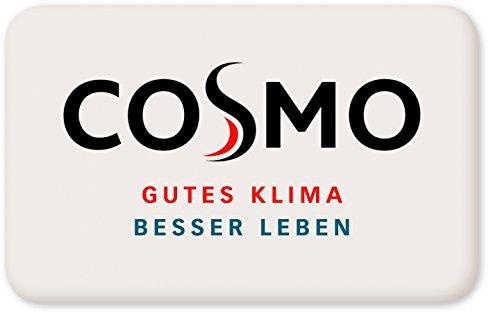 COSMO Trockensystem Element gerade VA 250mm WLG035 1000x 500x 30mm