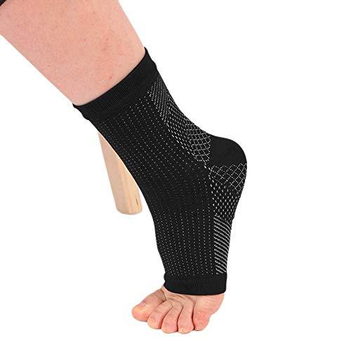 Casiz Dr. Sock Soothers, Plantarfasziitis-Socken, Ultimate Support Sleeves für schmerzende Fersen für Läufer – Holen Sie sich den Frühling zurück in Ihren Schritt