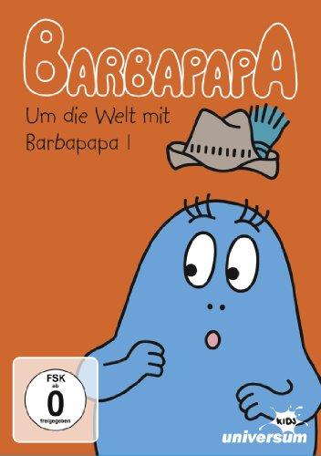 Um die Welt mit Barbapapa, Vol. 1