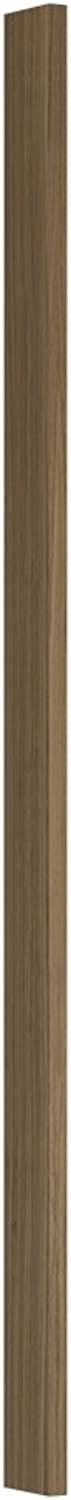 KOHLER K-99676-1Wm Filler Strip for Tailored Vanities, Walnut Flax