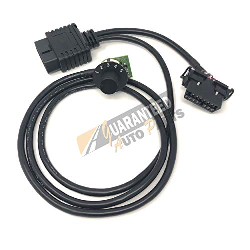 Fish Tuning - CSP5 5-Position Switch for EFI Live Tuning 06-18 5.9L 6.7L...