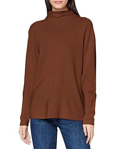 ESPRIT Damen 110EE1I338 Pullover, 210/BROWN, M