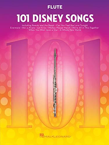 101 Disney Songs: for Flute