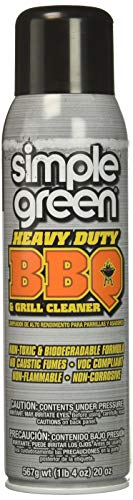 Simple Green 60014 20OZ Grill Sunshine Makers 0310001260014 BBQ/Microwave Cleaner, 20 Oz, 12 g