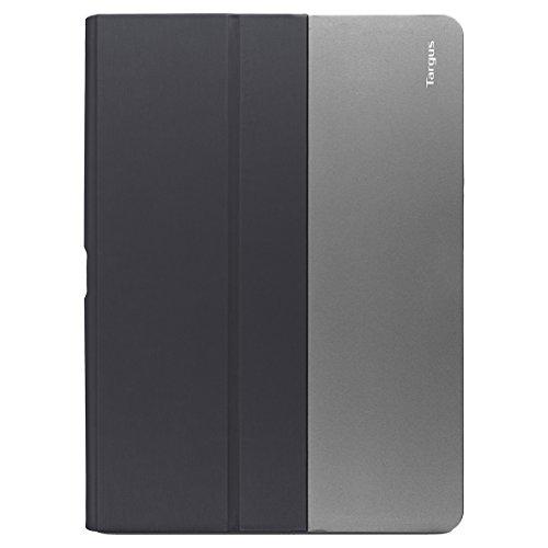 Targus THZ66204GL Fit N Grip universelle drehbare Tablet Hulle fur 7 8 Zoll Grau