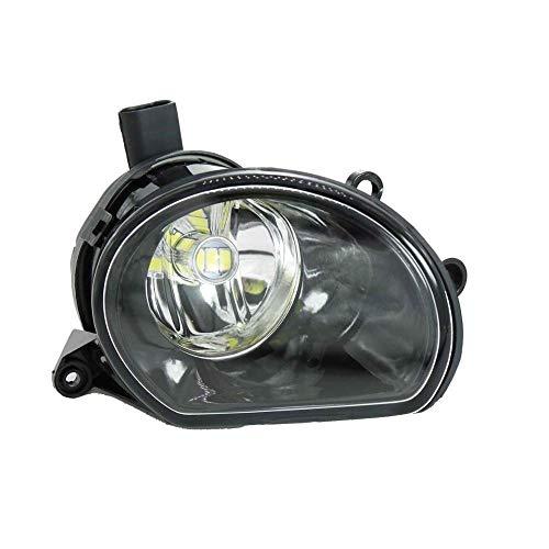 CJIANHUA Coche de luz LED for Audi A3 2003 2004 2005 2006 2007 2008 LED Frontal luz de Niebla lámpara de la Niebla Todo Nuevo Nunca Usado (Color : Left Side)